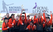 Rachael Heyhoe Flint Trophy returns alongside new Women's Regional T20
