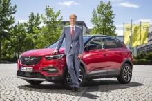 Födelsedagsfirande och elektrifiering: Opel blickar framåt till 2019