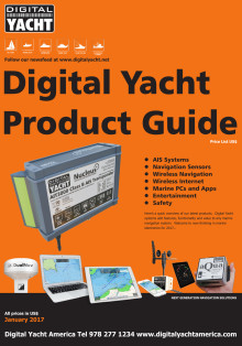 New Digital Yacht US$ Short-Form Product Catalogue