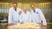 Norrmejerier och Fontana Food inleder samarbete för utveckling av Grilloumi® med 100% norrländsk mjölkråvara.
