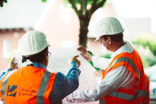 Deutsche Glasfaser baut Gewerbegebiete in Lechenich aus