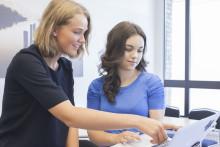 Unik mulighet for skoleungdom som er nysgjerrig på en karriere innenfor IT