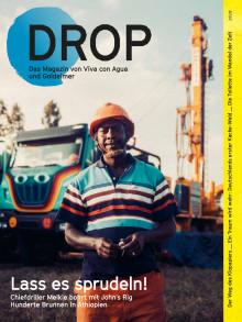 Drop – Das Magazin von Viva con Agua und Goldeimer