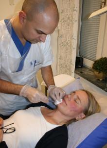 Multiprofessionellt team ger ansiktsförlamade bättre vård
