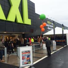 18:e öppningsfesten för XXL Sport och Vildmark