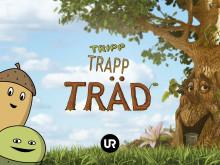 UR:s Tripp, Trapp, Träd – en app för barn i förskolan