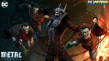 DC UNIVERSE ONLINE'S EPISODE 35: METAL PART I NOW AVAILABLE