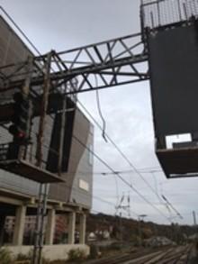 Luton train disruption