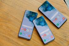 Hvilken mobiltelefon er brukernes favoritt?