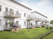 Rättvis försäljning av 36 lägenheter i Skellefteå