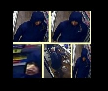 CCTV images released in connection with robbery investigation - Chieveley