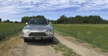 H.K.H. Prins Joachim åbner udstillingen Familien Danmark på hjul – Årets Bil 1969-2019