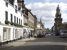 No regeneration scheme for Forres conservation area