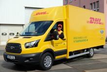 Her er Ford og Deutsche Posts første elektriske varebil