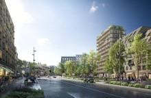 Fortsatt förtroende för Ebab att utveckla Stora Sköndals nya stadsdel – nästa steg i utvecklingen påbörjas