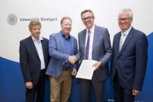 ZÜBLIN fördert neue Stiftungs-Juniorprofessur