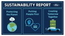 Ford si nastavuje ještě ambicióznější cíle v oblasti ochrany klimatu. Do roku 2050 chce být uhlíkově neutrální