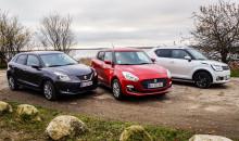 Suzuki nytårsshow med fokus på økonomi