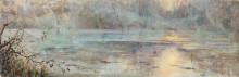 Sju hittills okända verk av Julia Beck, som aldrig tidigare visats publikt i Sverige, presenteras på Waldemarsudde i sommar!