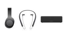 GO. ON. IN. Sony élargit sa gamme h.ear avec la compatibilité Hi-Res Audio