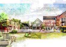 Ny framtid för centrum i Genarp