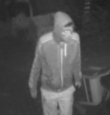 CCTV Appeal following burglary at the Cleveland Arms Pub, New Ferry