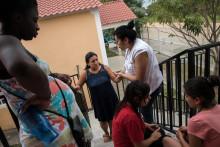 Extremt våld i Centralamerika skapar humanitär kris