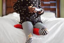 """""""Vabruari"""": Sex av tio småföretagare jobbar hemifrån när barnen är sjuka"""