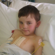 Boy who beat two life-threatening conditions starts secondary school this September