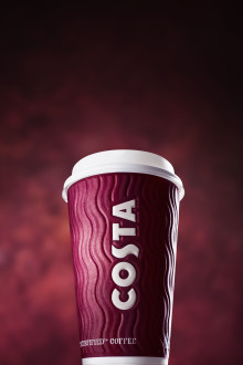 COSTA COFFEE ANNOUNCES DELIVEROO PARTNERSHIP