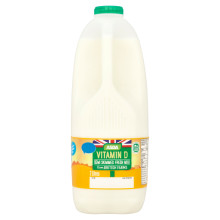 Vitamin D enriched fresh milk launched in Asda