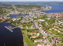 Härnösand är Sveriges fjärde bästa sommarstad