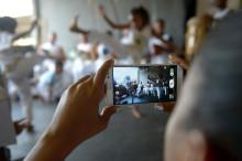 Workshop 'Filmen & monteren met smartphone' (door Tom Rumes) - NIEUW!