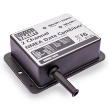 MUX100 - A really simple yet effective NMEA 0183 data multiplexer