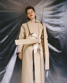 Tre Beckmansstudenter  i Vogue Talents