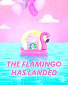 I år är våren rosa på Starbucks