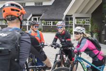 1000 stisyklister rykker inn i Trysil
