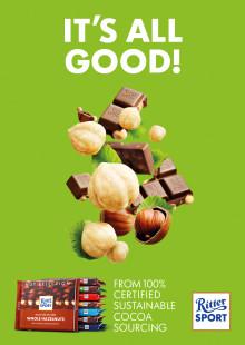 Färgglada chokladupplevelser med Ritter Sport!