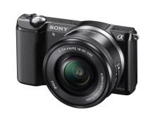 Kleine Kamera mit Riesenpotential: die neue α5000 glänzt mit DSLR-Bildqualität
