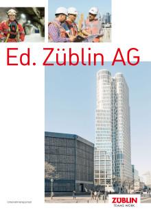 ZÜBLIN-Unternehmensbroschüre