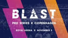 BLAST Pro Series København, akkreditering