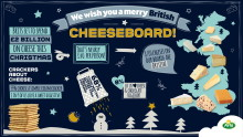 BRITS EXPECTED TO FORK OUT £2BN ON CHEESE OVER CHRISTMAS