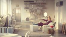Ny kampanj från LG – presenterar söndagsfilmen på TV3 under hela 2011