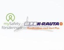 mySafety Försäkringar i samarbete med K-Rauta