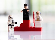 SENT med LEGO, MÅNEN, hydroponi, band ...
