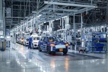 BMWs første helelektriske SUV: I rute for produksjonsstart av BMW iX3