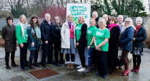 Move More Moray volunteers thanked