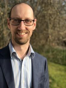 Patrik Nystedt ny VD för Irisgruppen