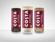 Coca-Cola and Costa Coffee Launch Costa Coffee Ready-to-Drink