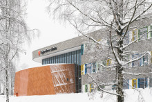 I dag ble Bjørlien skole offisielt åpnet av ordføreren i Vestby